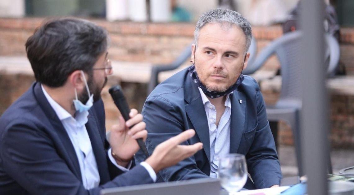 Enrico Franza e Giovanni Marinaccio